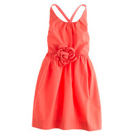 Girls' crisscross sundress - party - Girl's dresses - J.Crew