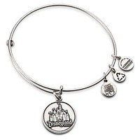 Disneyland Castle Charm Bracelet by Alex and Ani | Disney Store