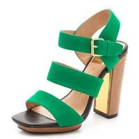 Dolce Vita Fanta Triple Band Sandals | SHOPBOP