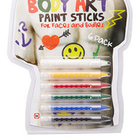Body Art Paint Sticks - Gifts & Novelty  - Bags & Accessories