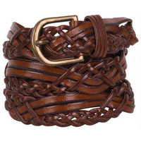 Bonded Braid Belt