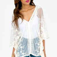 Sariya Sheer Top $37