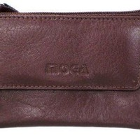 Amazon.com: MOGA High Quality Change Purse style - 90955: Clothing
