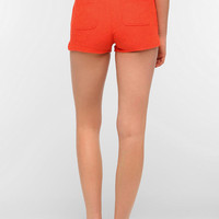 Urban Outfitters - Pins And Needles Metallic Threaded Short