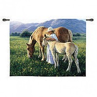 Pure Country Weavers Beautiful Blondes Tapestry - 2330-WH - All Wall Art - Wall Art & Coverings - Decor
