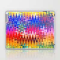FANTASY WAVES Laptop & iPad Skin by catspaws