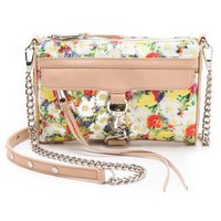 Rebecca Minkoff Floral Mini MAC Bag | SHOPBOP