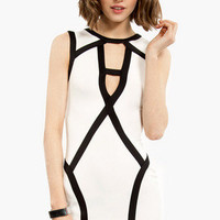 Cut It Out Dress $40