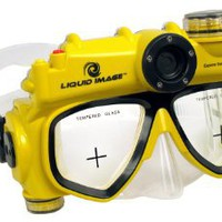 Amazon.com: Liquid Image Explorer Series 5.0MP Underwater Digital Camera Mask: Camera & Photo