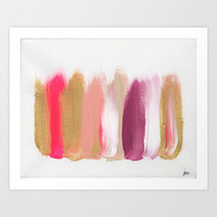 Colors 201 Art Print by JenRamos