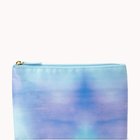 Watercolor Cosmetic Pouch | FOREVER 21 - 1054311431
