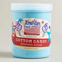Blue Raspberry Cotton Candy Spinning Sugar | World Market
