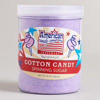 Grape Cotton Candy Spinning Sugar | World Market