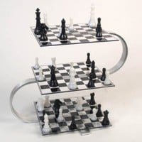Strato Chess:Amazon:Toys & Games