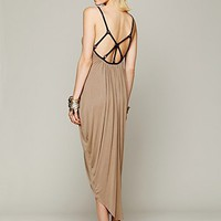 Free People Spellbinder Midi Dress