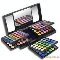 Amazon.com: New MAC 180 Color Makeup Palette Cosmetics Multicolor Professional Eye Shadow Tray: Beauty
