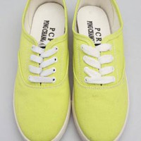 Urban Comfort Flat Canvas Shoes