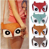 Retro Fox Bag