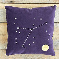 Catherine  Star Sign Pillows at Free People Clothing Boutique