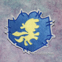 MLP Cutie Mark Crusader Iron On Embroidery Patch MTCoffinz