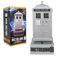 BBC America Shop - Doctor Who: 50th Anniversary TARDIS Bobble Head
