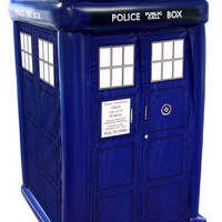 BBC America Shop - Doctor Who: Inflatable TARDIS