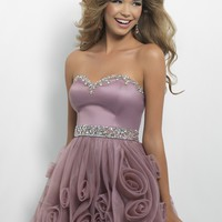 Blush Prom 9668 Elegant Cocktail Dress
