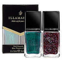 Sephora: Illamasqua : Nail Varnish Duo : nail-sets-nails-makeup
