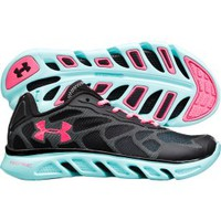 Under Armour Women's Spine Venom Running Shoe