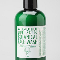 Urban Outfitters - A Beautiful Life Botanical Face Wash