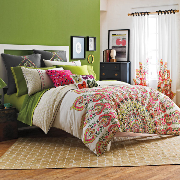 Kas nymira duvet cover from bed bath beyond - Housse de couette los angeles ...