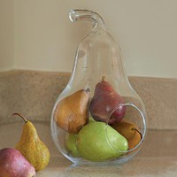 Glass Pear @ Fresh Finds