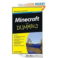 Minecraft For Dummies (For Dummies (Computer/Tech)) [Kindle Edition]