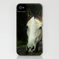 If Wishes Were Horses iPhone Case by Rebecca A Sherman | Society6