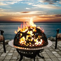 Good Directions 778SC Starry Night Fire Dome, Small