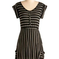 Like in Classic Movies Dress | Mod Retro Vintage Printed Dresses | ModCloth.com