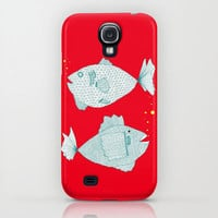 Two Old Fish iPhone & iPod Case by lush tart
