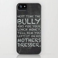 Bully iPhone & iPod Case by def29
