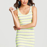 dELiAs > Neon Stripe Dress > clothes > dresses > casual