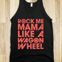 Rock Me Mama (Vintage Dark) - Ladies & Gentlewoman - Skreened T-shirts, Organic Shirts, Hoodies, Kids Tees, Baby One-Pieces and Tote Bags