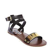 Steve Madden - BACKUP BLACK MULTI