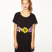 Lazy Oaf | Lazy Oaf X Nasty Gal Flower Power Dress