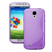 Fosmon DURA S Series SLIM-Fit TPU Case for Samsung Galaxy S4 IV / I9500 (Purple):Amazon:Cell Phones & Accessories