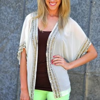 Ark & Company: Baja Beauty Cardigan | Hope's