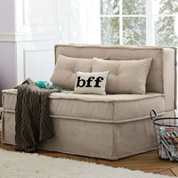 Cushy Sleeper Sofa