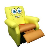 Nickelodeon Deluxe Recliner, Sponge Bob:Amazon:Baby