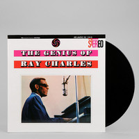 Ray Charles - The Genius Of Ray Charles LP