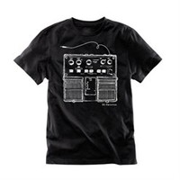 Ed Sheeran Loop T-Shirt (Black). Buy online, http://www.edsheeran.com/