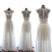 Joan Dress - Vintage 1950s style Wedding Dress