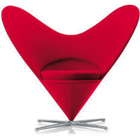 MoMA Store - Miniature Panton Heart-Shaped Cone Chair